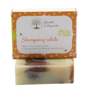Création d'un packaging pour un shampoing solide