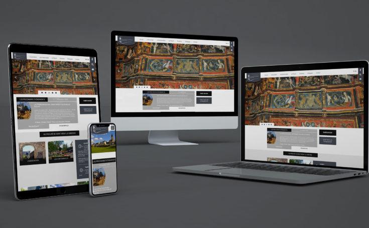 Création d'un site internet pour une association d'intérêt général