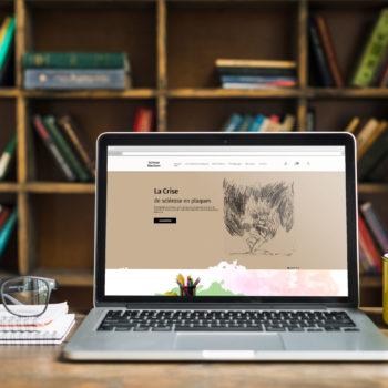 Création d'un site e-commerce pour un livre