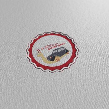 Création d'un logo pour une association