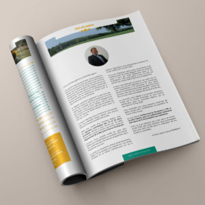 Création d'un bulletin municipal 2020