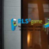 Conception d'un logo pour RLS'game