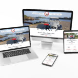 Création d'un site internet pour la location d'une 2 CV