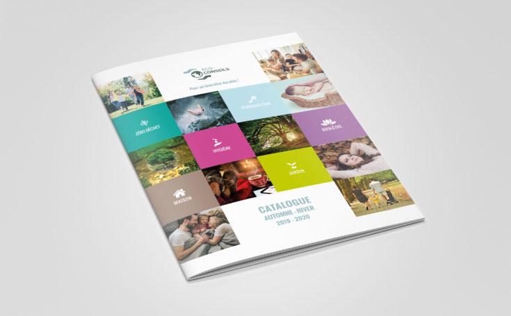 Création d'un catalogue produit 2019-2020