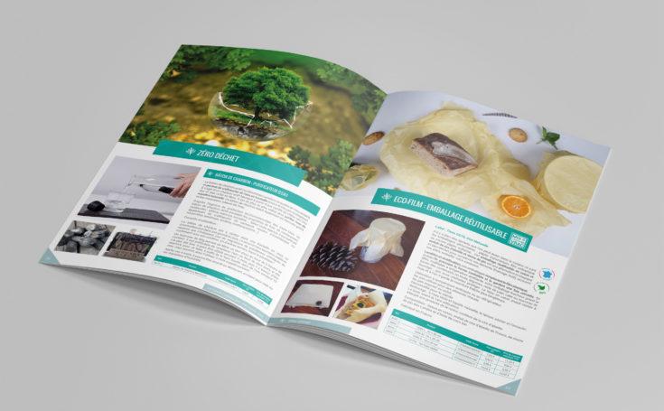 Création d'un catalogue produit 2019-2020 : zéro déchet