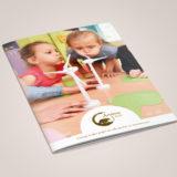 Conseil et stratégie en communication : création d'un catalogue A4