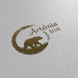 Création d'un logo pour Artémis Nature