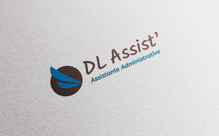 Création d'un logo pour une assistante administrative