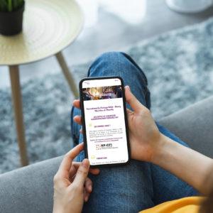 Création d'un site internet : mobile et tablette