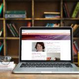 Création d'un site internet pour une kinésiologue