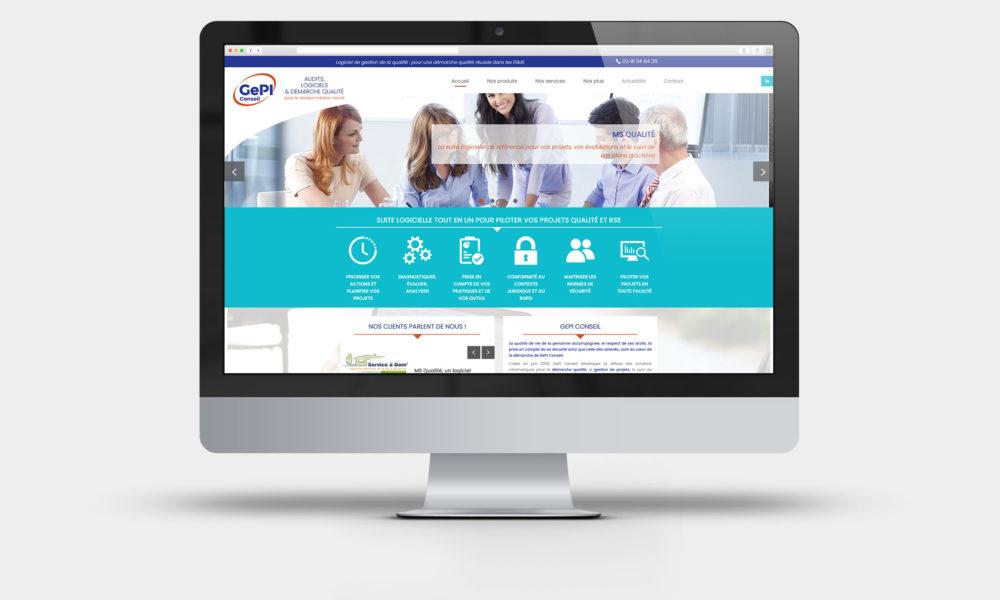 Conception d'un site internet à Angers, en Maine-et-Loire