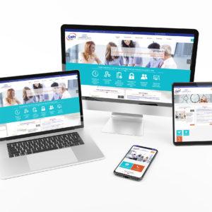 Conception d'un site internet pour une suite de logiciels