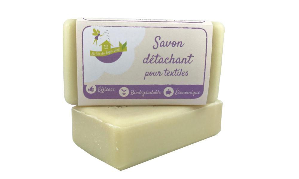 Création d'Une étiquette pour un savon détachant